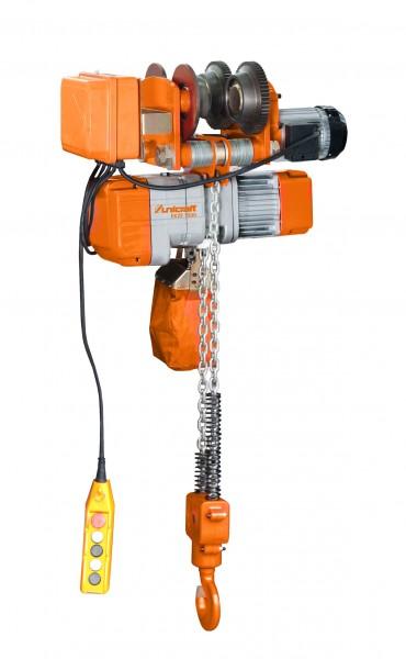 unicraft EKZF Elektrokettenzüge mit Fahrwerk