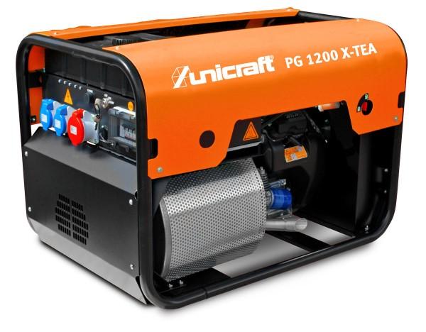 unicraft PG 1200 X-TEA Profi-Synchron-Stromerzeuger