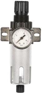 aircraft Filterdruckregler FDR AC 1/4 Zoll 12 bar