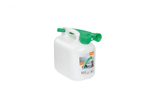 Stihl Benzinkanister orange/ transparent