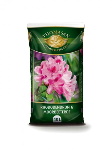 THOMASAN® Rhododendron- & Moorbeeterde 20 Liter