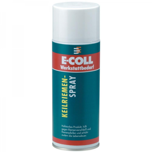 Keilriemen-Spray 400ml E-COLL