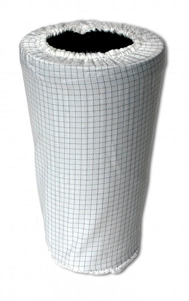 cleancraft Polycarbon-Vorfilter konisch