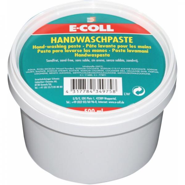 Handwaschpaste 500ml Dose E-COLL