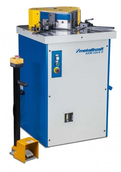 Metallkraft Manuelle Ausklinkmaschine AKM 200-60 V