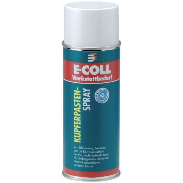 Kupferpasten-Spray 400ml E-COLL