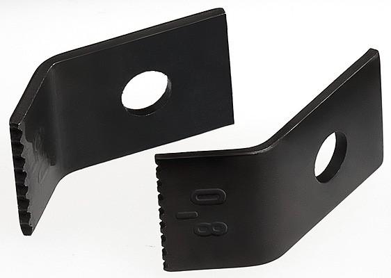 KNIPEX 1 Paar Ersatzmesser für 15 11 120 Ø 0,8 mm
