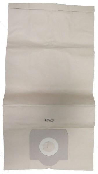 cleancraft Papierfilterbeutel