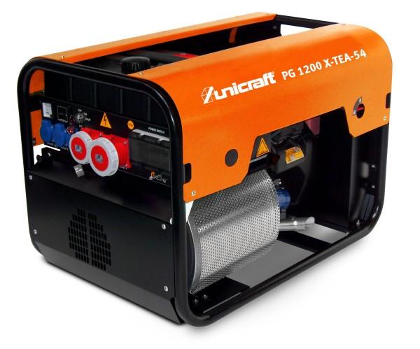 unicraft PG 1200 X-TEA-54 Profi-Synchron-Stromerzeuger