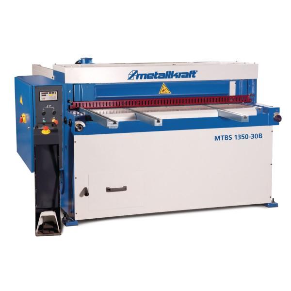 Metallkraft Motorische Tafelscheren MTBS 3130-30 B