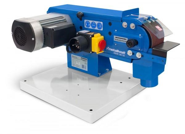 Metallkraft Bandschleifmaschine MBSM 100-130