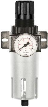 aircraft Filterdruckregler FDR AC 1/2 Zoll 12 bar