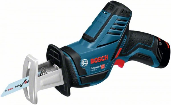 Bosch Professional Akku-Säbelsäge GSA 12V-14, Solo Version, im Karton