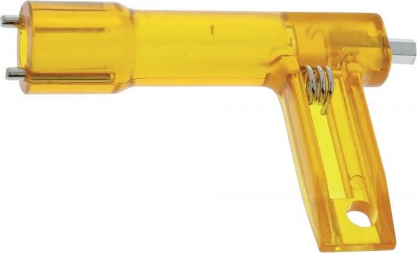 Schlüssel für Baustellenleuchten