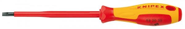 KNIPEX Schraubendreher für Schlitzschrauben