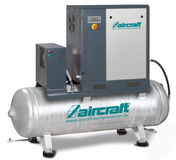 aircraft A-PLUS 270/500 K 7,5-15 kW Schraubenkompressor