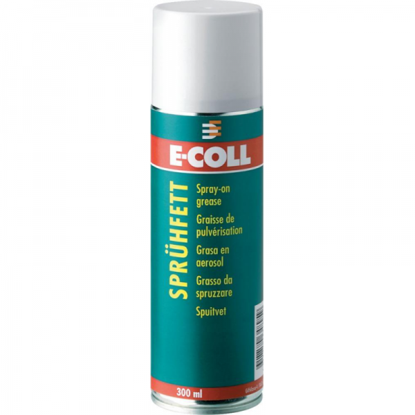 Sprühfett 300ml weiß E-COLL