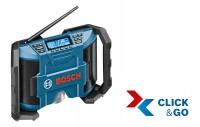 Bosch Professional Radio GPB 12V-10, Solo Version, L-BOXX