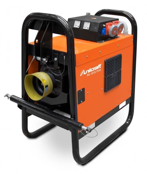 unicraft PG 7215 PTO Premium-Synchron-Stromerzeuger