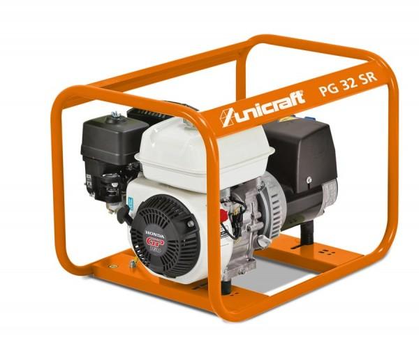 unicraft PG 32 SR Synchron-Stromerzeuger