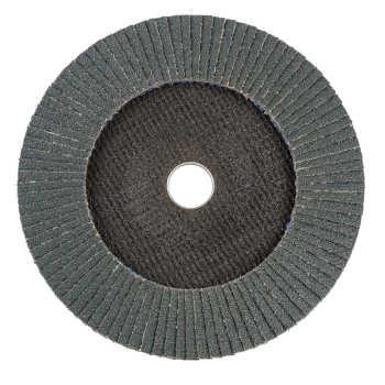 Tyrolit STANDARD Fächerscheibe INOX;2IN1;Stahl 10 Stück für Winkelschleifer