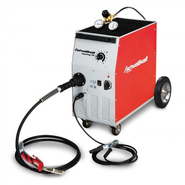 Schweißkraft Schutzgas-Schweißgerät EASY-MAG 170
