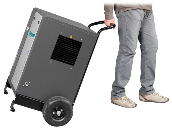 Fahrwagen für Schraubenkompressoren Serie MICRO SE