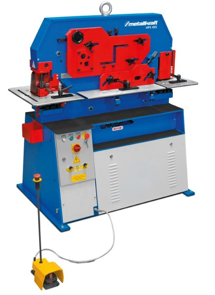Metallkraft Profilstahlscheren/Lochstanzen HPS 40S